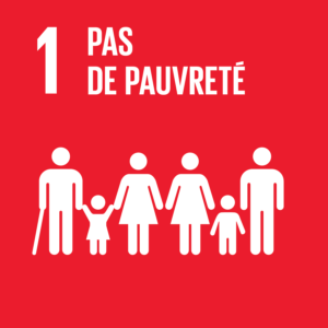 Objectif 1: Pas de pauvreté