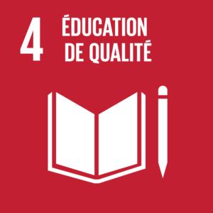 Objectif 4: Éducation de qualité