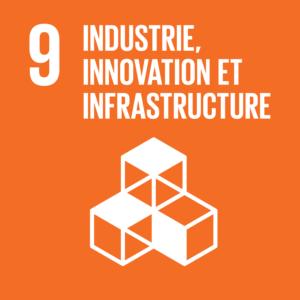 Objectif 9: Industrie, innovation et infrastructure