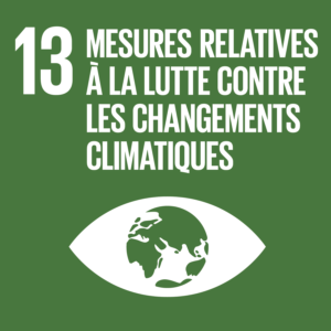 Objectif 13: Mesures relatives à la lutte contre les changements climatiques