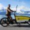 Vélos-cargos en location