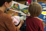 Né pour lire  – atelier d'éveil au livre (0 – 4 ans)